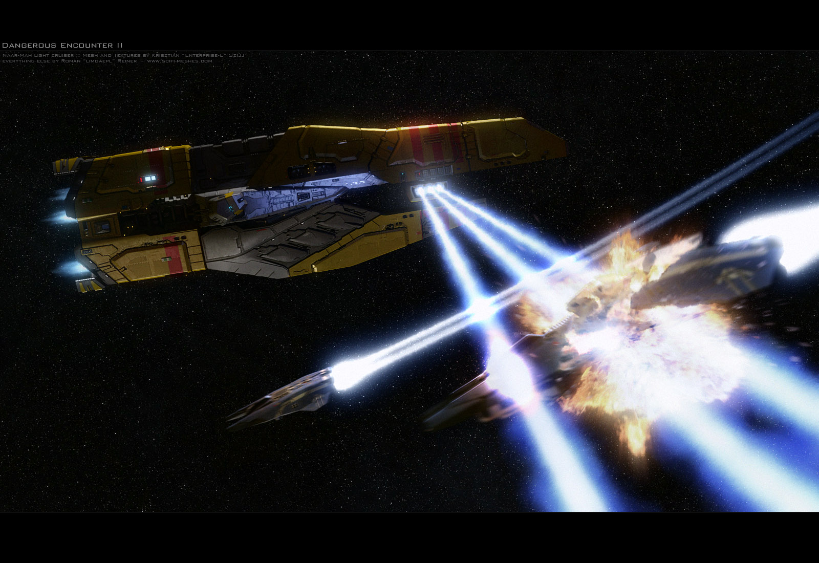 Starship designs in Scifi we might build in real life | Page 2 ...