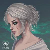 Ciri by Ettesore