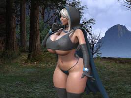 Alaizia 2 by THE-FOXXX