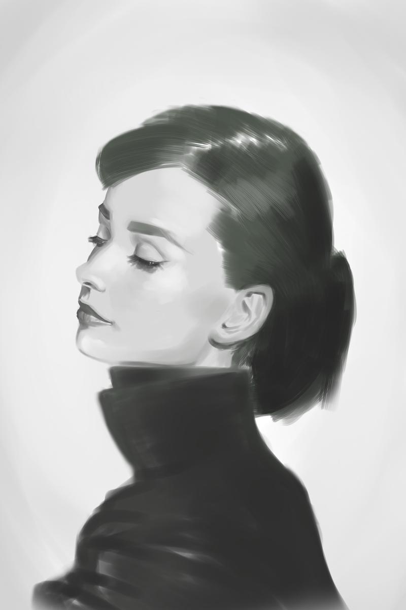 Greyscale: Hepburn by IMDSound