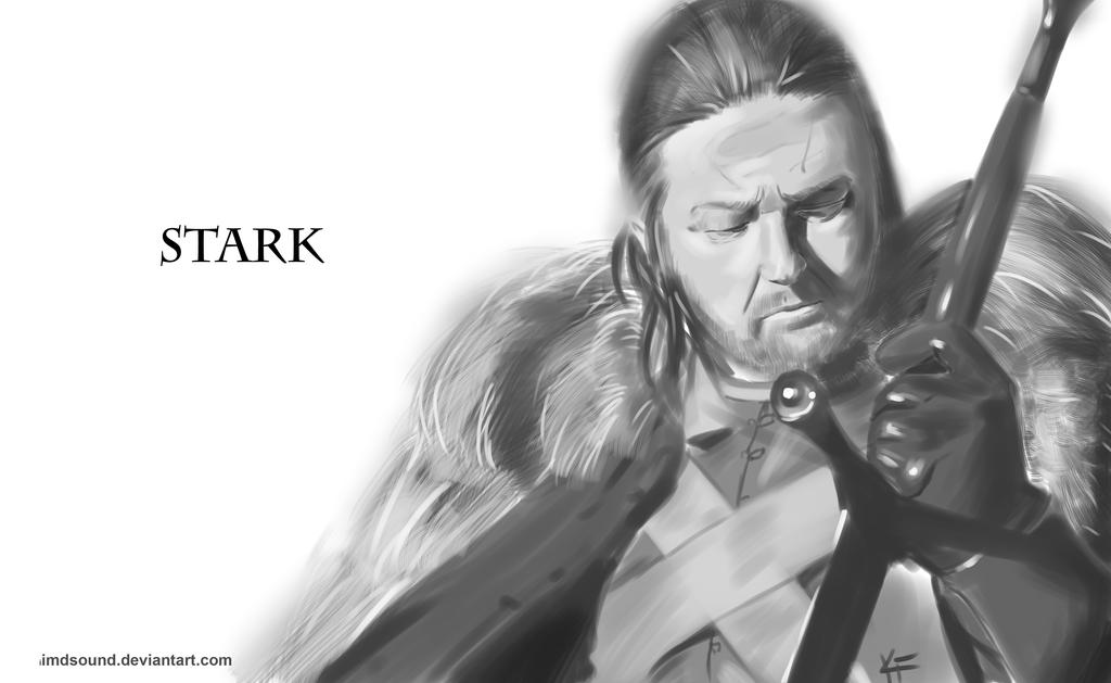 Greyscale: Eddard Stark by IMDSound