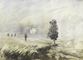 Fields border by mwolski