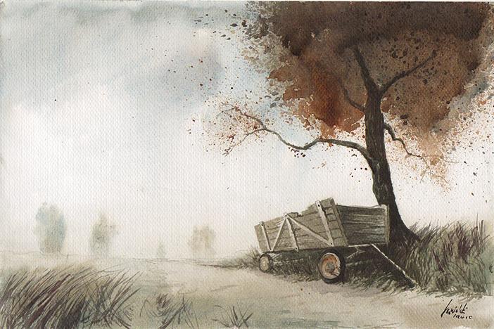 Cart by mwolski