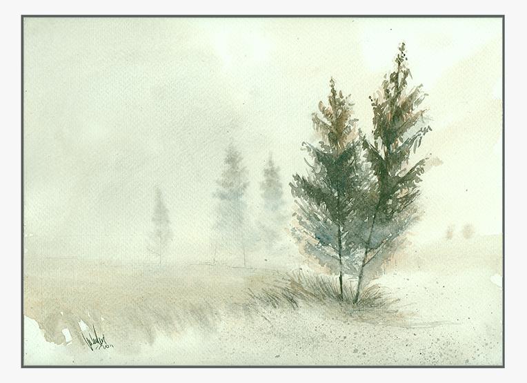 Mist by mwolski