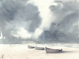 Stormy Sky by mwolski