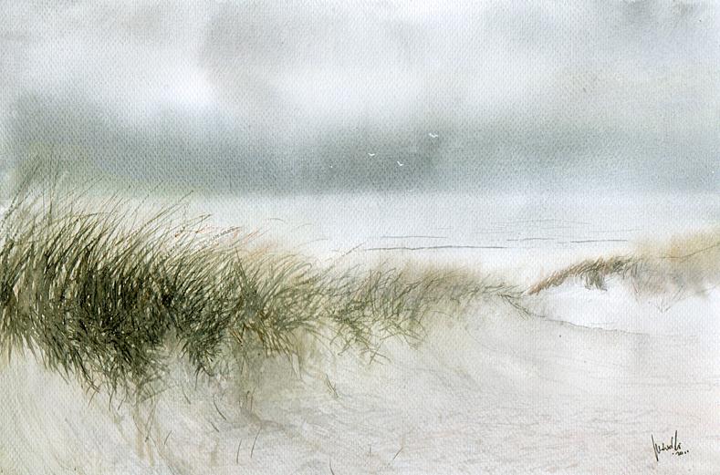 Dunes III by mwolski