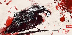 Crow by mwolski