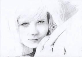 Kirsten Dunst by mwolski