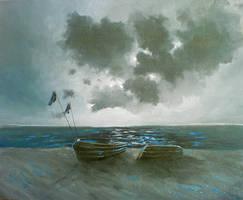 Old Boats by mwolski