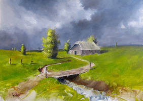 Before the Storm by mwolski