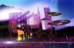 Alien Cityscape
