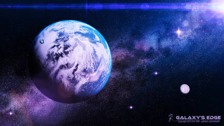 Galaxy's Edge by Redwoodjedi