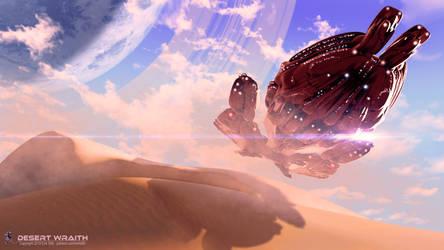 Desert Wraith by Redwoodjedi