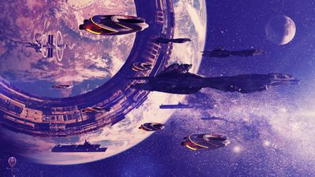 Alter Earth: TAOES Fleet