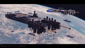 R and D Science Carriers