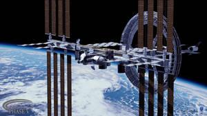 Daedalus Station Phase V