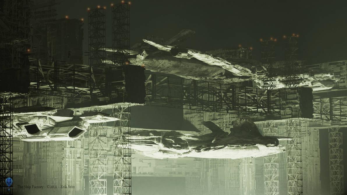 The Ship Factory