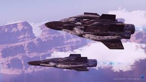 Aries Starship Mk I