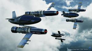 TPI Warhawk, Ramjet Fighter