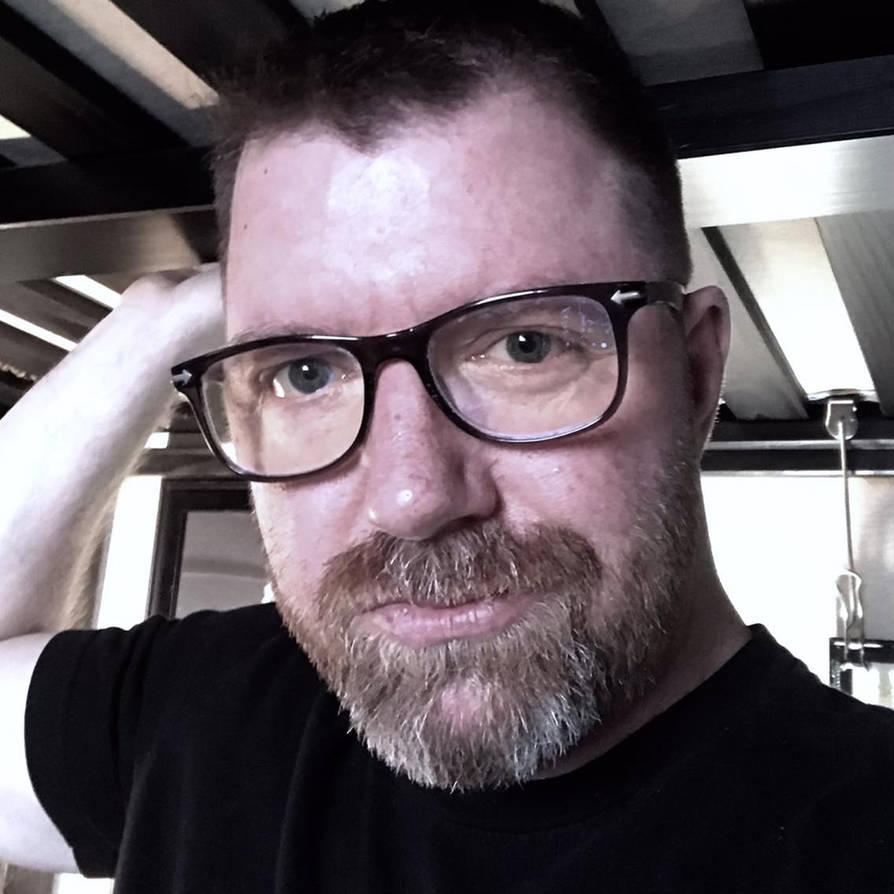 Erik closeup