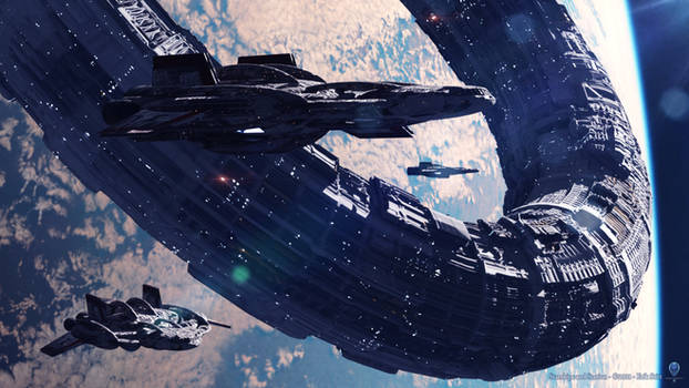 Starships and Station