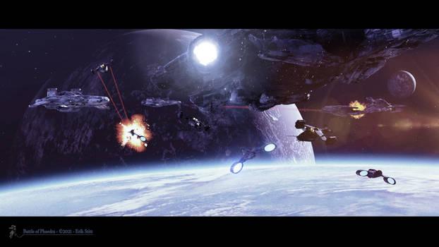 Battle of Phaedra