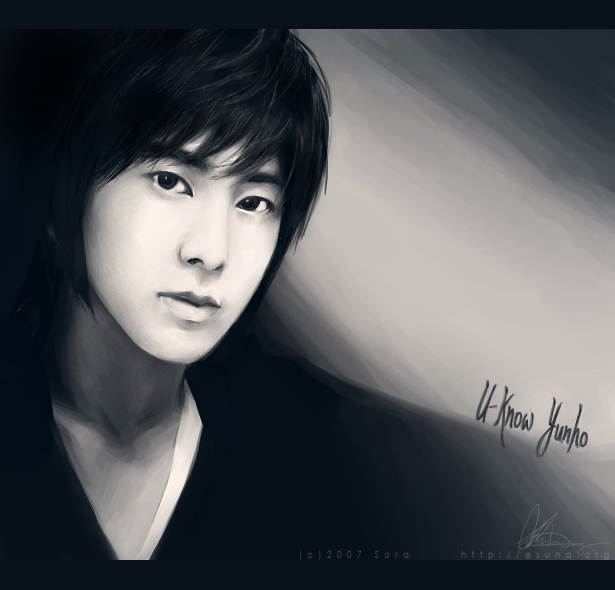 U-know Yunho by sulfoxides