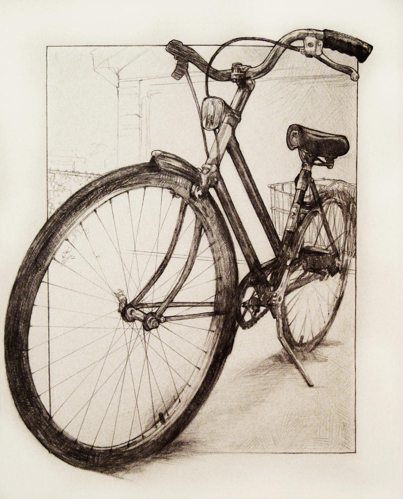 Damn Bike by AudreyBenjaminsen