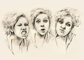 Expressions by AudreyBenjaminsen