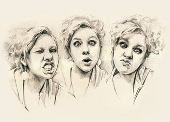 Expressions by AudreyBenjaminsen