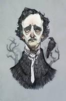 Mr. Poe by AudreyBenjaminsen