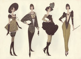 The Contemporary Queen by AudreyBenjaminsen