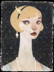 Daisy Buchanan by AudreyBenjaminsen