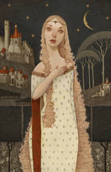 Lady of Light by AudreyBenjaminsen