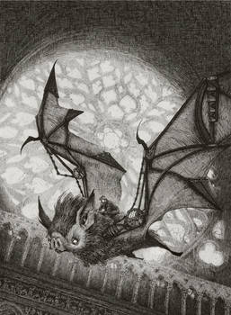 The Bat Rider