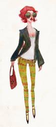 Fancy Pants by AudreyBenjaminsen