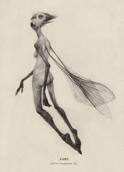 Fairy (3) by AudreyBenjaminsen