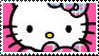 Hello Kitty Stamp by HarajukuHaven