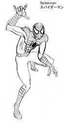 Spider-Man by MDTartist83