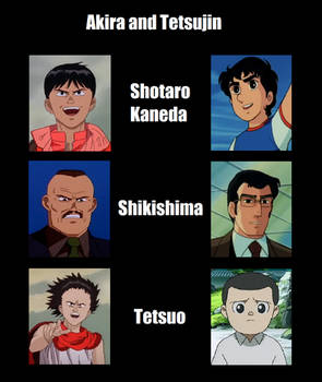 Akira and Tetsujin Connection