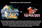 Road Rovers and Freakazoid