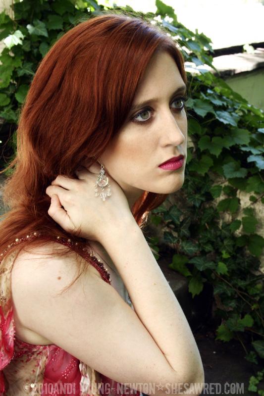 Amber by alizarine