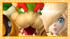 Bowser x Rosalina - Stamp by Stampikyu