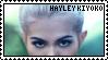 Hayley Kiyoko - Stamp by StampGalaxy