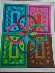 Celtic Mosaic VI