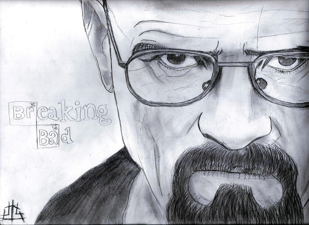 SAY MY NAME heisenberg by lligthning