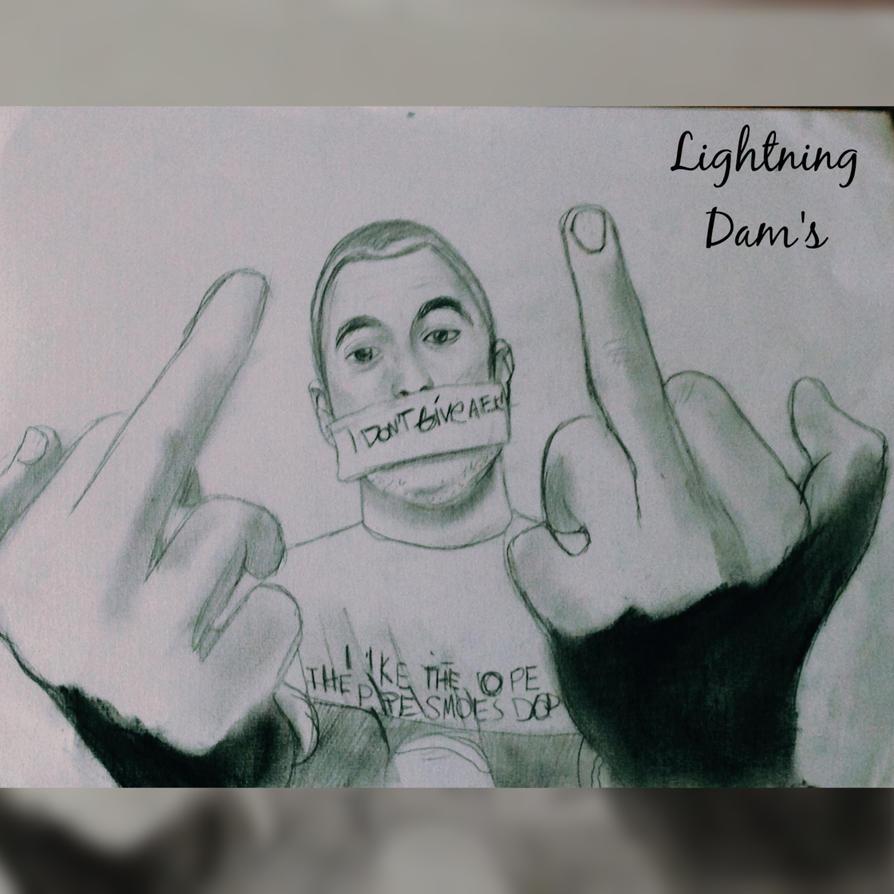 Eminem by lligthning