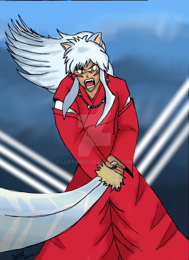 Inuyasha by lligthning