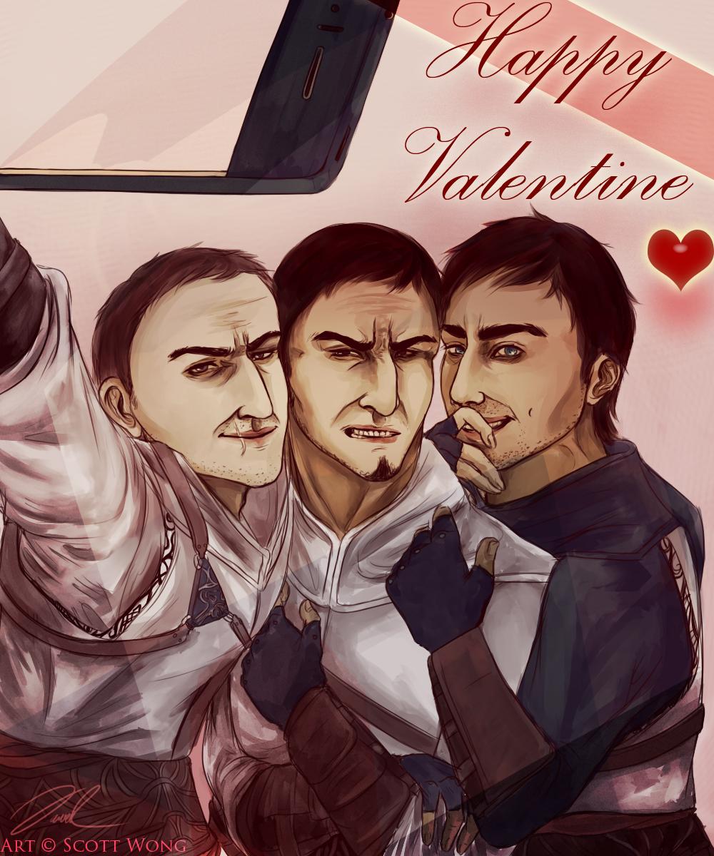 threesome idiots ayy by CaptainPissOff