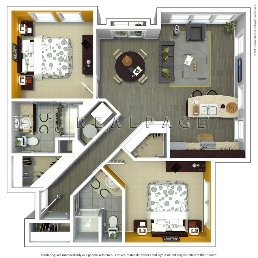 3d Floorplan By Awe Pixels On Deviantart